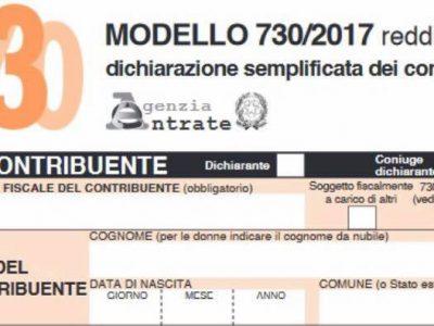 Professionisti srl modello 730 2017 professionisti srl for Modulo 730 anno 2017
